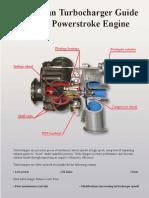 7.3L Turbocharger Guide