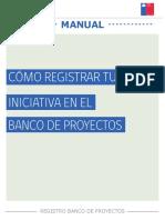 Banco de Proyectos 9.02.2016