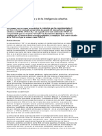 La Web 2.0. El Valor de Los Metadatos y de La Inteligencia Colectiva