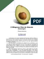 Oleo de Abacate Laszlo