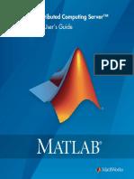MATLAB® Distributed Computing Server