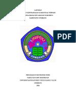 RESUME ASUHAN KEPERAWATAN KOMUNITAS DESA BADAS 2003.doc