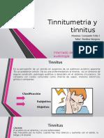 Tinnitumetria y Tinnitus