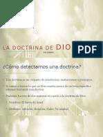 03 La Doctrina de Dios en Isaias