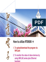 Bp How to Use IFD9506
