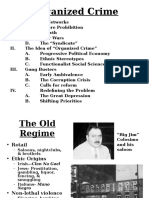 20 Organized Crime