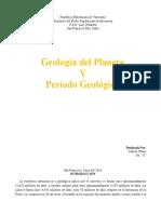 Geologia Del Planeta