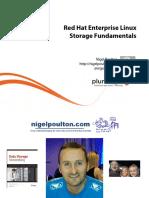 1 Red Hat Enterprise Linux Storage Slides