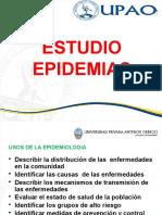 estudio de epidemias