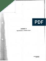 Annexe K Spécification a - Examen Visuel