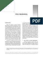 Etica Profesional M. Polo