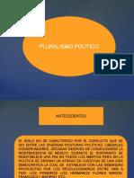 Pluralismo Politico