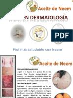 Neem Usos Dermatologia