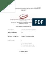 Planeamiento Estrategico Informe Final