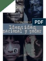 Identidad Nacional y Poder-Erika Silva COMPLETO