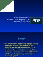 Laboratorio Clínico - Marcadores Tumorales