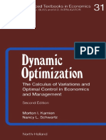 Dynaminc Optimization