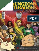 Caverna Do Dragão Final Requiem