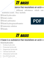 73 Acids and Alkalis