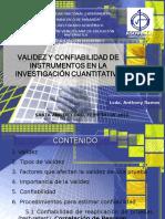validez y confiabilidad_investigación cuantitativa.ppt