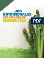 Diabetes. Consejos Nutricionales Para Pacientes Con Diabetes