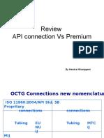 API ys Premium Connection