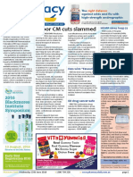 Pharmacy Daily for Wed 15 Jun 2016 - Labor CM cuts slammed, FIP paediatric meds guidance, HOMR saves hospital $s, Health AMPERSAND Beauty and much more