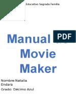 Manual Movie Maker