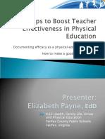 7 Steps to Boost Teacher Effectiveness