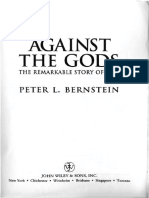 Peter L Bernstein - Against the Gods - The Remarkable Story of Risk