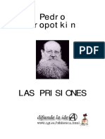 Kropotkin, Pedro - Las Prisiones