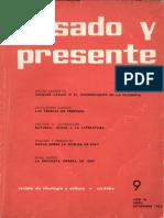 Revista Pasado y Presente