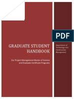 Graduate Manual - Missouri State