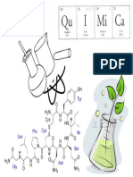 quimica dibujo