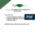 Procesos de Fabricación y Manejo de Materiales