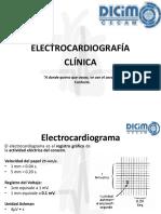 ElectrocardElectrocardiografia CECAM iografia CECAM FB
