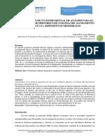 CONSTRUCCIÓN DE UN INSTRUMENTAL DE ANÁLISIS PARA EL CASO DEL BARRIO HISTÓRICO DE COLONIA DEL SACRAMENTO (URUGUAY)