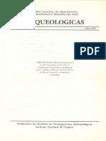 Cornejo, Miguel (2000) - Arqueologicas 24 - La Provincia Ychsma