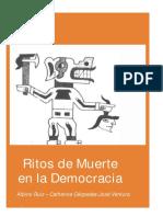 Ritos de Muerte en La Democracia
