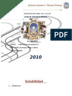SOLUBILIDAD(3er informe)