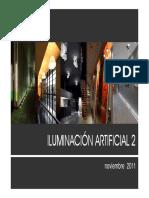 Iluminacion Artificial