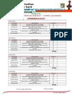 Bases Ficha de Calificación
