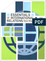 Karen Mingst-Essentials of International Relations, Second Edition (the Norton Series in World Politics) (2001)