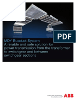 MDY Busduct Syst - Brochure - English
