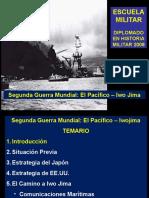 21 - El Pacifico - Filipinas - Iwo Jima