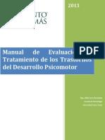 Manual Desarrollo Psicomotor Normal y Patológico