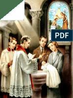 El Unico Bautismo - San Agustin