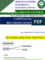 Mejoramiento Genetico Recursos Geneticos