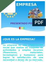 La Empresa.ppt