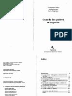 9. Dolto - Cuando Los Padres Se Separan.pdf